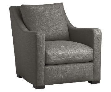 Crate & Barrel Verano Arm Chair