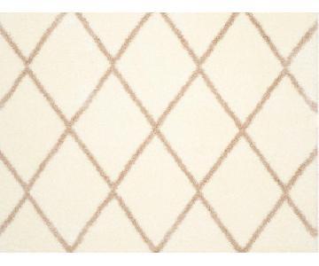 Safavieh Geometric Pattern Shag Rug