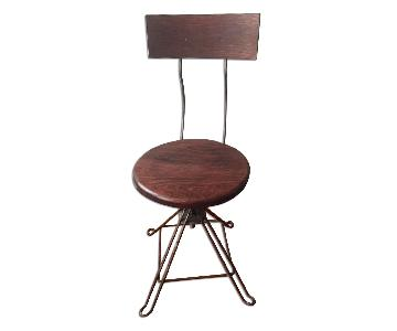 Moon River Chattel Dining Chair