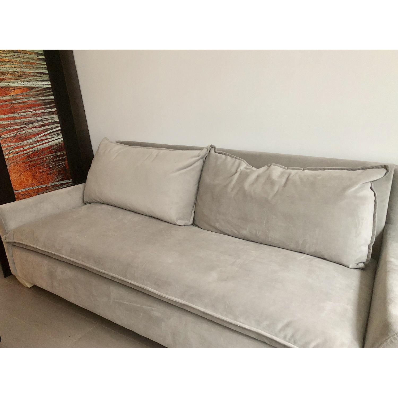West Elm Bliss Sleeper Sofa AptDeco