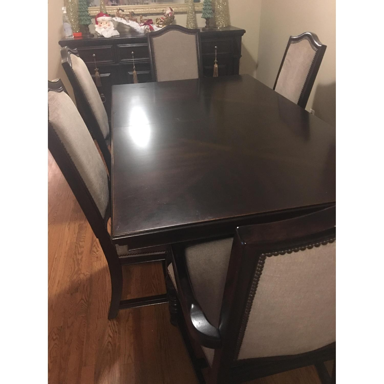 Bernhardt Pacific Canyon Dining Table