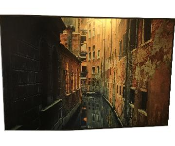 Venice Scene Wall Decor