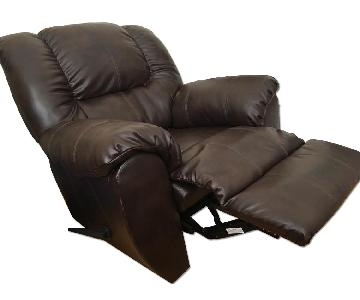 La-Z-Boy Leather Recliner
