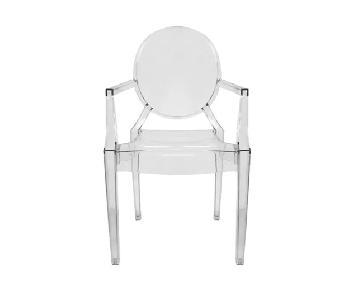 Joss & Main Baxton Acrylic Armchair