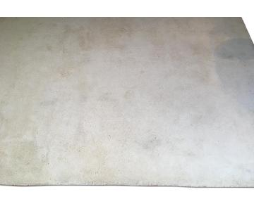 John Lewis Cream Wool Area Rug