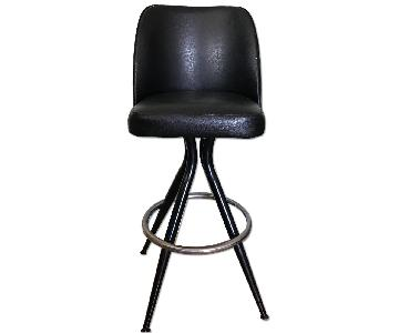 Vintage Swivel Bar Chair