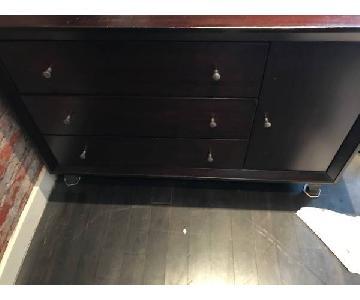 Baby Cach Wooden Bureau Dresser in Espresso