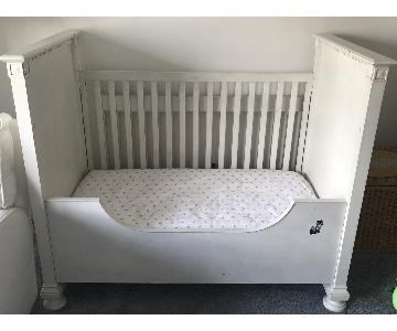 Restoration Hardware Jameson Panel Crib