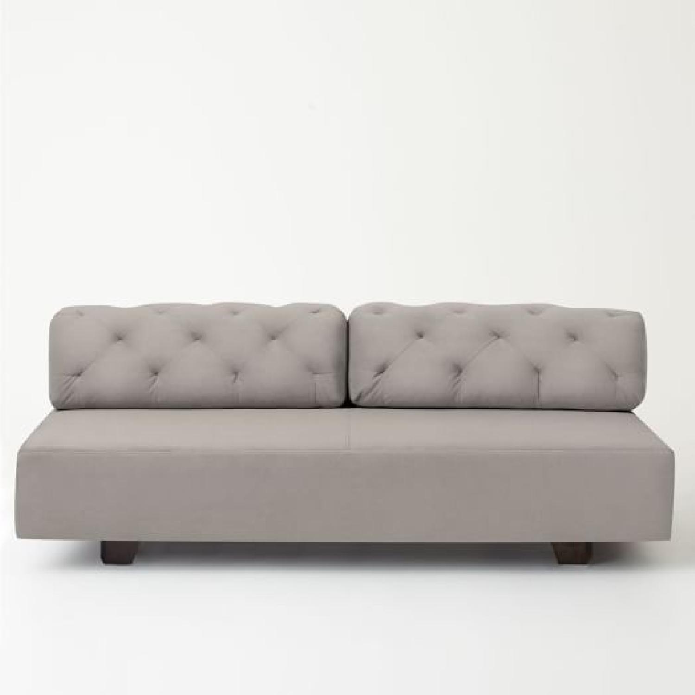 West Elm Tufted Tillary Sofa ...
