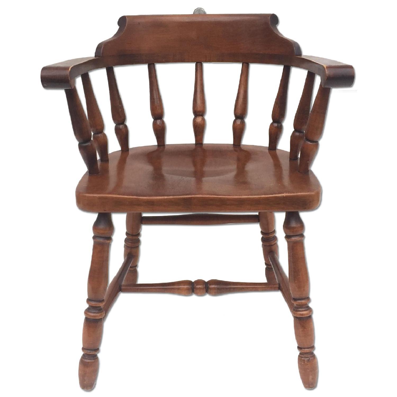 Heywood Wakefield Vintage Desk Chair ...