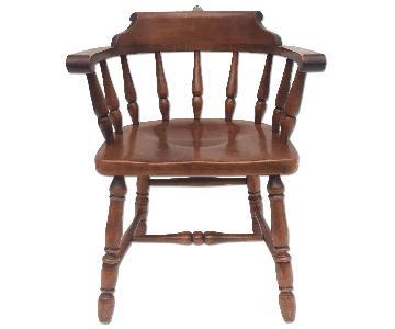 Heywood Wakefield Vintage Desk Chair