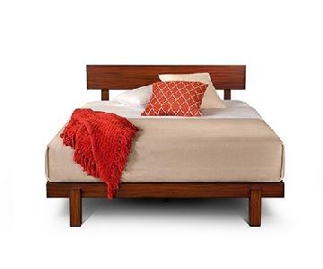 Charles P. Rogers Alana Full Size Platform Bed