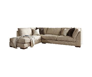 Ashley Malakoff 2-Piece Sectional Sofa