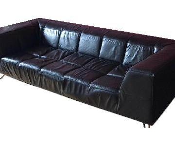 BoConcept Leather Couch