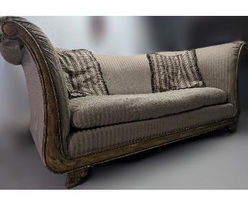 Lexington Home Brands Fabric Sofa