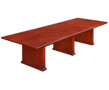 Marquis Wood Conference Table