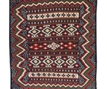Bokara Transitional Hand Woven Rug