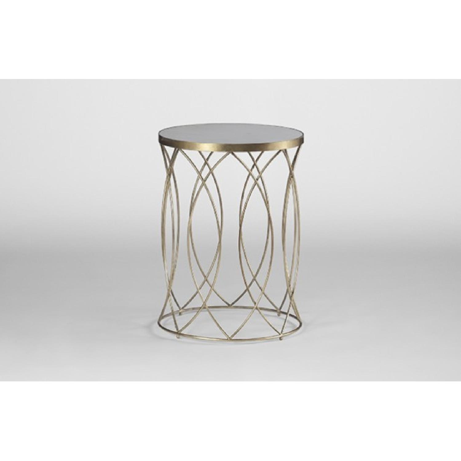 Gabby Home Nicole Side Table