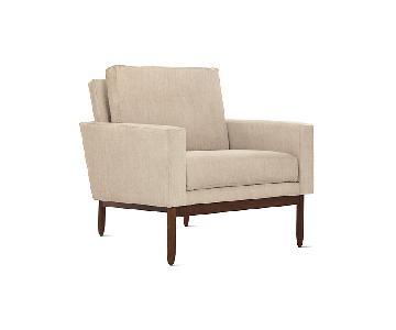 Design Within Reach Raleigh Armchair