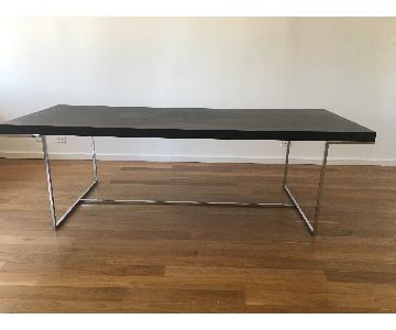 Tui Lifestyle Modern Oak Rectangular Dining Table