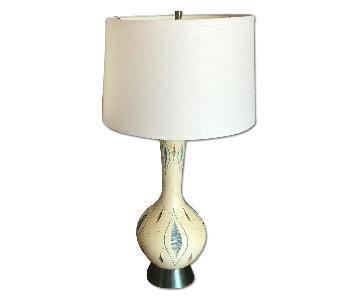 F.A.I.P Ceramic Table Lamp