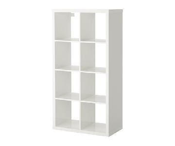 Ikea Expedit White Bookshelf