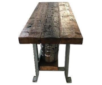 Vintage Dining Table/Island