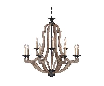 Winton 12-Light Candle Style Chandelier
