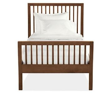 Room & Board Pepin Maple Kids Twin Bed