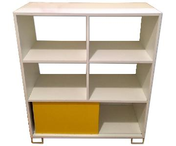 White Wood Shelf