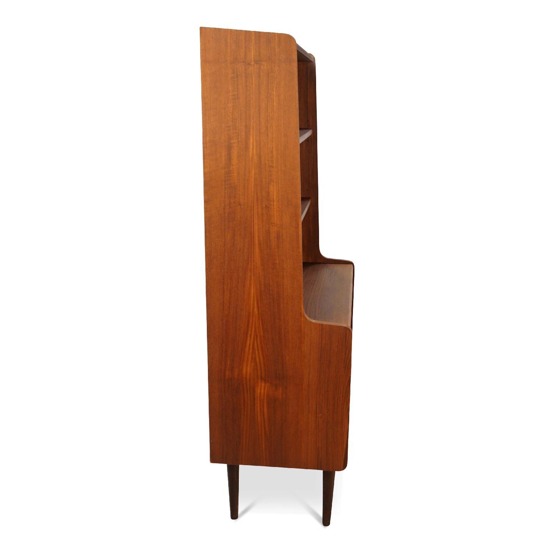 Danish Mid Century Modern Teak Bookcase-3