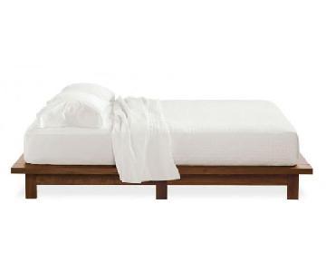 Room & Board Campo Platform King Size Bed Frame