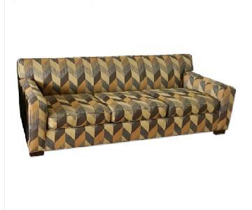 Mitchell Gold + Bob Williams Custom Sofa