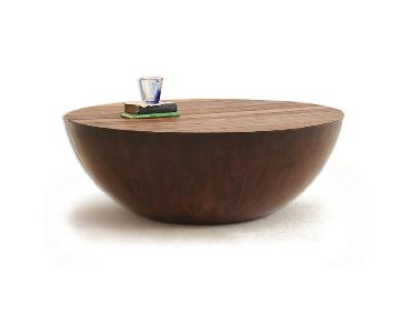 Anthropologie Semisfera Coffee Table