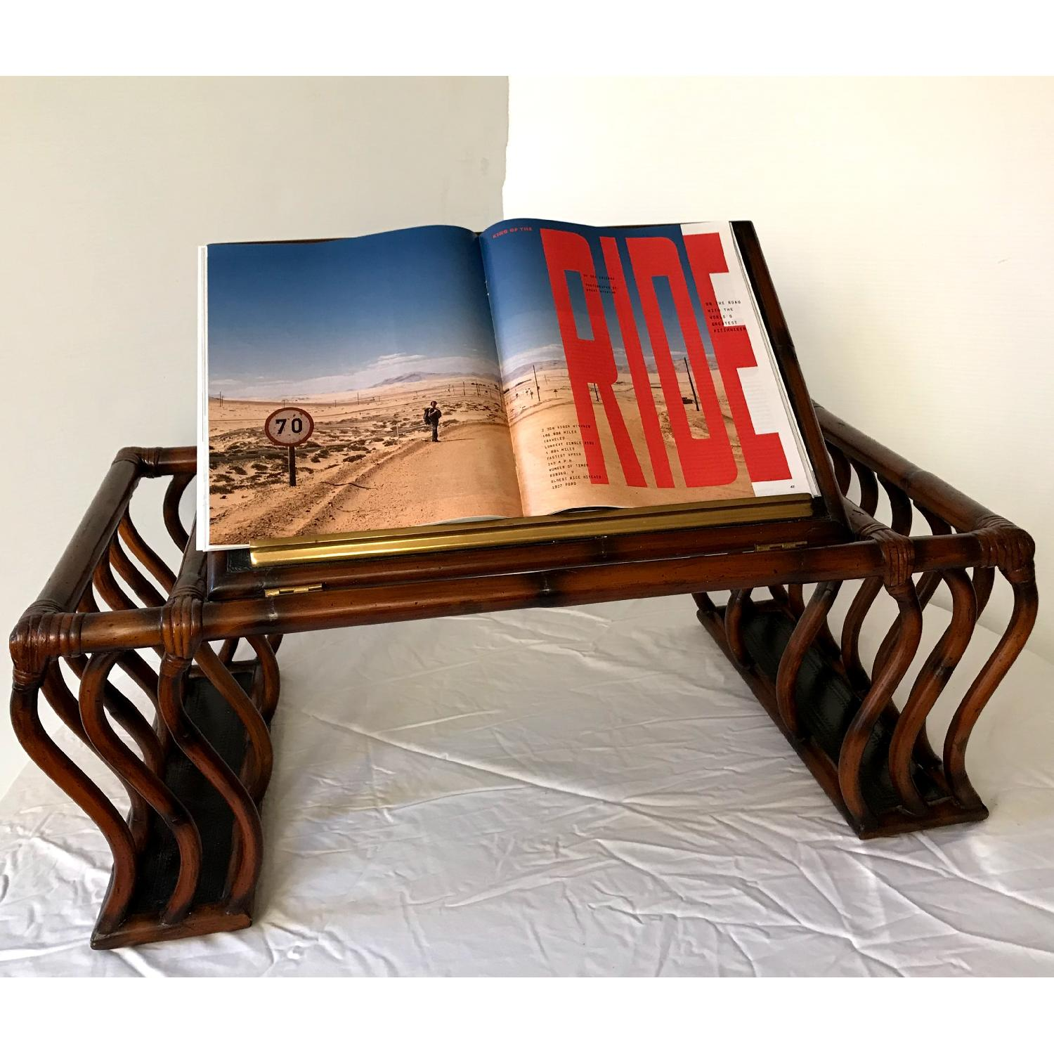 Maitland Smith Lap Desk/Reading Stand ...