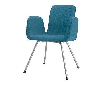 Ikea Patrik Blue Conference Chair