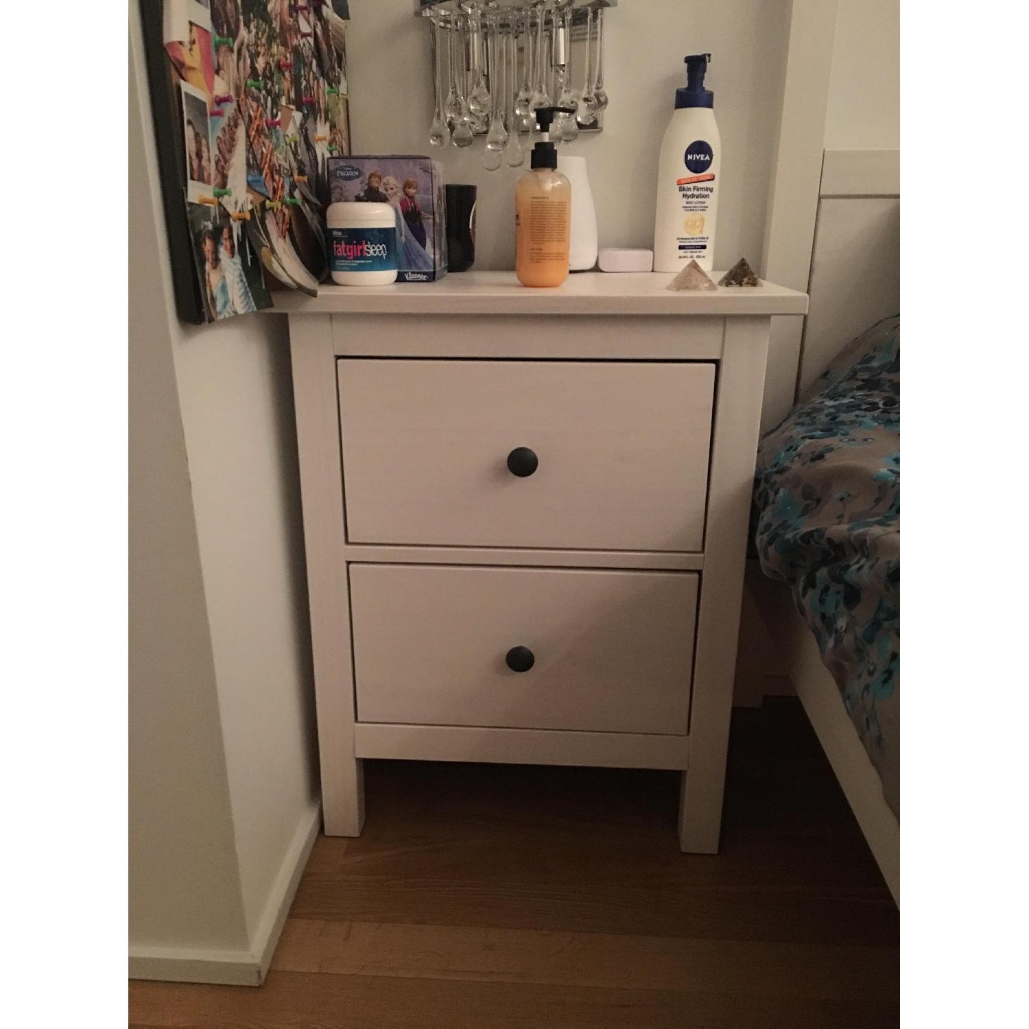 Ikea Hemnes 2 Drawer Chest