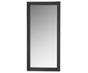 Mitchell Gold + Bob Williams Viewmont Floor Mirror in Black