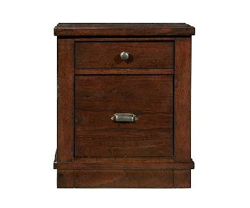 Raymour & Flanigan Castlewood File Cabinet