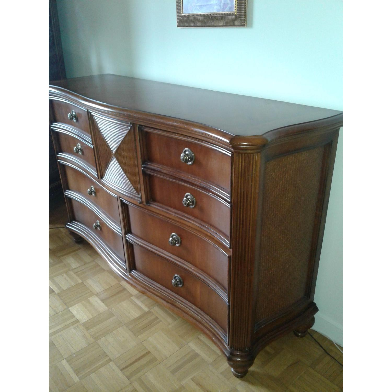 ... Drexel Heritage Large Bedroom Dresser 1 ...