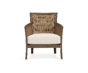 Crate & Barrel Blake Chair