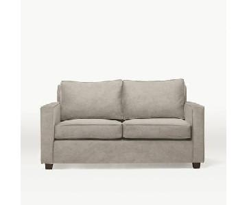 West Elm Henry Loveseat