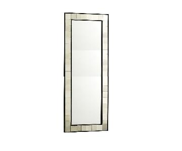 West Elm Antique Tiled Floor Length Mirror