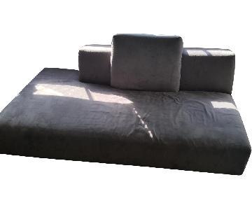Large Custom Made Sectional Sofa