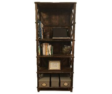Antique Mango Bookcase