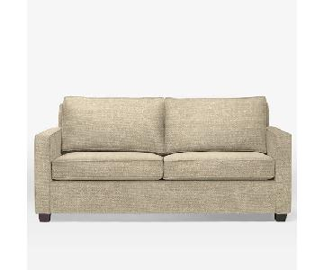 West Elm Henry Sofa in Oatmeal