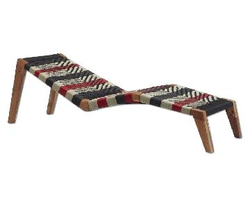 West Elm John Vogel Mantis Lounger