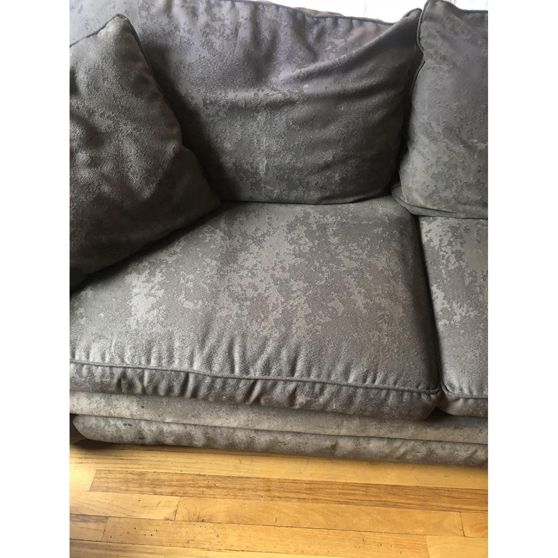 Bassett Sleeper Sofa AptDeco
