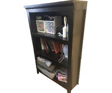 Dark Brown 3 Shelf Storage