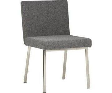 CB2 Joe Upholstered Chair
